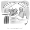 Cartoon: Plunging Surgery (small) by Billcartoons tagged medical,surgery,doctor,heart,health,sickness,wellness