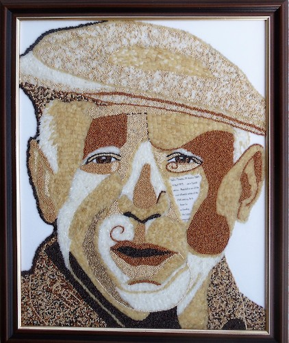 Cartoon: Pablo Picasso (medium) by stavok21 tagged crop,art