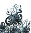 Cartoon: Octoworm (small) by exit man tagged monster