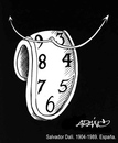Cartoon: Salvador Dali (small) by adancartoons tagged adan,salvador,dali