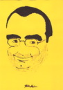 Cartoon: Mustafa Yildiz (small) by Atilla Atala tagged turkey,cartoonist,portrait,caricatur,mustafa,yildiz