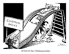 Cartoon: Goldman Sachs (small) by Pohlenz tagged goldman,sachs,banken