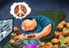 Cartoon: pizza (small) by oguzgurel tagged pizzapitch
