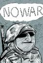 Cartoon: war (small) by oguzgurel tagged humor
