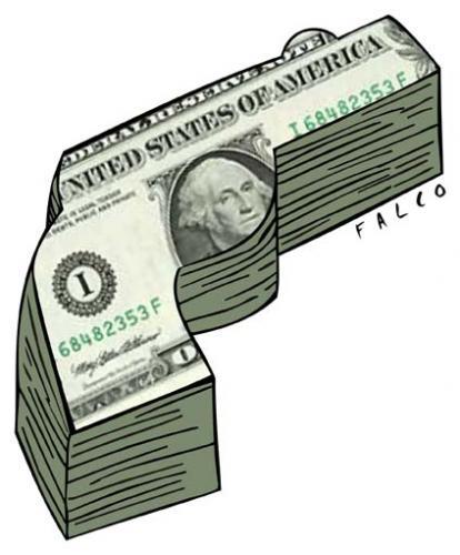 money and war
