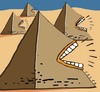 Cartoon: Egypt (small) by alexfalcocartoons tagged egypt