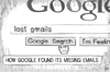 Cartoon: Lost gmails (small) by sinann tagged google,gmails,lost,emails