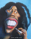 Cartoon: Bob Marley (small) by zaliko tagged bob,marley