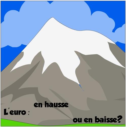 Cartoon: euro philosophique en bd (medium) by BinaryOptions tagged tradez,binaire,option,binaires,options,optionsclick,forex,actualites,nouvelles,infos,news,philosophique,question,montagne,trading,trader,europe,eur,euro,devise,devises