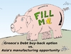 Cartoon: Fiscal piggybank cartoon (small) by BinaryOptions tagged europe,eur,debt,greece,greek,piggybank,caricature,financial,editorial,business,comic,cartoon,optionsclick,binary,options,trader,option,trading,trade,news,lampoon