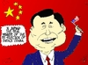 Cartoon: Xi Jinping economics caricature (small) by BinaryOptions tagged xi,jinping,china,chinese,barack,obama,president,election,american,caricature,editorial,business,comic,cartoon,optionsclick,binary,options,trader,option,trading,trade,news,national,satire