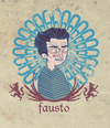 Cartoon: fausto (small) by netoplasma tagged vector,ilistracion,ilustration,mexico,color