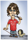 Cartoon: Johnathan (small) by gamez tagged john,lennon,yo,yoko,ono,onopko