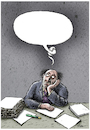Cartoon: I can not speak (small) by Ridha Ridha tagged can,not,speak,cartoon,ridha