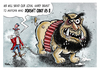 Cartoon: USA and the terror (small) by Ridha Ridha tagged usa,and,the,terror,cartoon,by,ridha