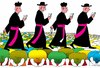 Cartoon: Abbey Road (small) by tunin-s tagged abbey,road