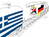 Cartoon: Farewell Greece! (small) by tunin-s tagged farewell
