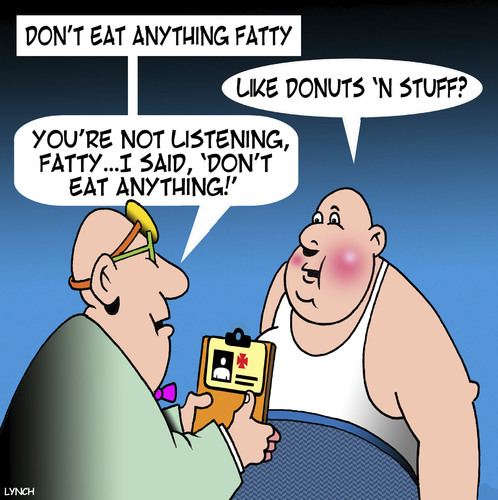 Cartoon: Obesity (medium) by toons tagged fat,overweight,obese,unhealthy,fatty,fat,overweight,obese,unhealthy,fatty