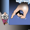 Cartoon: Atheist cartoon (small) by toons tagged atheist,non,believer