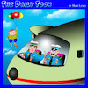 Cartoon: Balloons (small) by toons tagged balloons,airline,pilots,flying