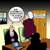 Cartoon: corrections (small) by toons tagged spelling,english,corrections,marriage,councillor,relationships,therapy,conflict,resolution,divorce