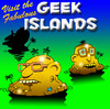 Cartoon: Geek islands (small) by toons tagged greece,postcards,geeks,greek,islands,tourism,travel,boring,destination,air,sea,visitors