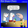 Cartoon: Hand puppets cartoon (small) by toons tagged hand,puppets,sock,muppets