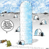 High rise igloo