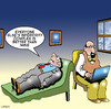 Cartoon: Inferiority complex (small) by toons tagged inferiority,complex,depression,lost,causes,jealousy