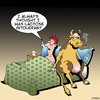 Cartoon: Lactose intolerant (small) by toons tagged lactose,intolerant,cows,milk,bovine,animals,sex,allergy