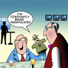 Cartoon: Manipulated (small) by toons tagged hand,puppets,manipulation,bars,pubs