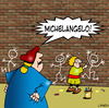 Cartoon: Michelangelo (small) by toons tagged michelangelo,art,famous,painters,leonardo,de,vinci,graffiti,medievil,artist,painter,vatican,rome