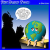 Cartoon: Mother earth (small) by toons tagged ecosystem,global,warming,mother,earth,lungs,cigarettes