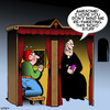 Cartoon: Re tweeting (small) by toons tagged confessional,priests,tweeting,re,social,media,sins