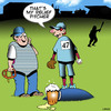 Cartoon: Relief pitcher (small) by toons tagged baseball,pitcher,of,beer,umpire