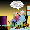 Cartoon: Same sex marriage (small) by toons tagged gay,marriage,gender,change,same,sex,relationships