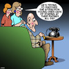 Cartoon: Stare at your phone (small) by toons tagged old,age,stare,at,your,phone,the,younger,generation,aged,care,pensioner,fashioned
