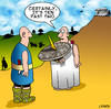 Cartoon: sundial time (small) by toons tagged sundial watch clock timepiece time greece ancient times
