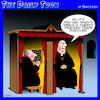 Cartoon: Trade discounts (small) by toons tagged confessional,staff,discount,clergy,priests,sins,discounted