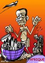 Cartoon: nouriture contre les bombes (small) by alafia47 tagged alafia,la,famine,les,armes