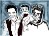 Cartoon: Betty and Friends (small) by Toonstalk tagged betty,boop,elvis,james,dean