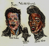 Cartoon: FUN  WE ARE YOUNG (small) by Toonstalk tagged music,fun,nate,ruess,janelle,monae,duet,recording