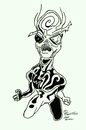 Cartoon: SCREAM 100 (small) by Toonstalk tagged scream aliens monster demon creepy scarey terror