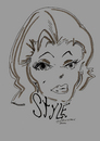 Cartoon: STYLE POSTER (small) by Toonstalk tagged big,eyed,blonde,style,1950