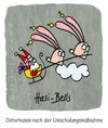 Cartoon: Hasi 86 (small) by schwoe tagged hasi,hase,jinglebells,sant,santaclaus,weihnachtsmann