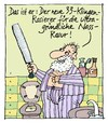Cartoon: Nassrasur (small) by schwoe tagged rasieren,rasur,bad,toilette