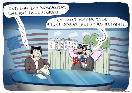 Cartoon: Ernst (medium) by H Mercker tagged usa,absage,abstimmung,gesundheitsreform,obamacare,cartoon,tagesaktuell,donald,trum,us,präsident,republikaner,usa,absage,abstimmung,gesundheitsreform,obamacare,cartoon,tagesaktuell,donald,trum,us,präsident,republikaner