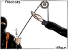 Cartoon: Fascistas (small) by jrmora tagged fascistas,fascismo