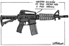 Cartoon: Fusil (small) by jrmora tagged fusil,armas,violencia
