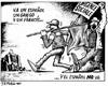 Cartoon: Inmovilismo (small) by jrmora tagged francia,grecia,spai